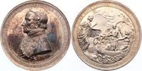 Silbermedaille 1826 Medicina in nummis Stifft, Andreas Josef Freiherr von *1760 Röschitz, +1836 Schönbrunn-Wien, Chef d Prachtexemplar. Fast Stempelglanz