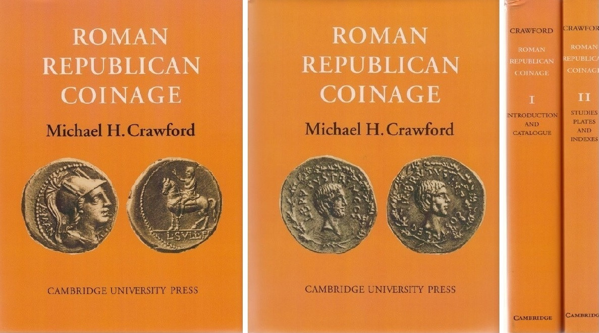Roman Republican Coinage de Crawford. En PDF 2944_crawford_roman_republican_coinage