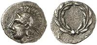 Hemiobol  ANCIENT COINS - AIOLIS - ELAIA S...