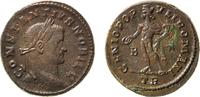 Nummus  ROMAN COINS - CONSTANTIUS CHLORUS,...
