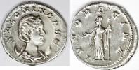 Salonina AR Antoninianus/ IVNO REGINA VF