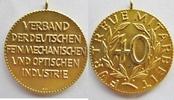 Medaille o.J. Deutschland Für treue Mitarb...