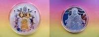 große Medaille 2013 BRD / Vatikan 70mm Med...