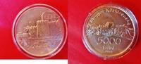 5000 Forint 2008 Ungarn Burg von Siklos - ...