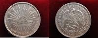 1 Peso 1908 Mexiko Mexico - Mo - AM - Mexi...