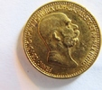10 Kronen 1909 RDR / Österreich Gold - Fra...