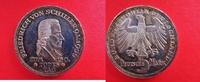 5 DM 1955 F BRD Deutschland - Friedrich vo...