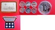 6 x 20 Euro 2007-2009 Österreich 6 x 20 € ...
