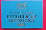 KMS 1981 Botswana der Royal Mint - Proof-S...