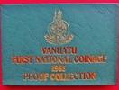 KMS 1983 Vanuatu der Royal Mint - Proof-Se...