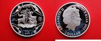 1 Dollar 2015 Australien Jahr der Ziege - ...