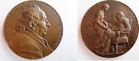 Bronzemedaille 1886 Frankreich / Medicina ...