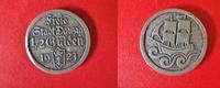 1/2 Gulden 1923 Danzig Freie Stadt -   Kog...