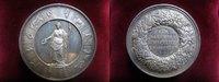 Silbermedaille o.J.(1878) Kaiserreich / De...