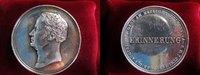 Silbermedaille 1840 Brandenburg-Preussen P...
