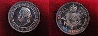 Medaille 1887 Brandenburg-Preussen Preußen...
