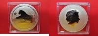 1 Dollar 2010 Australien Silberunze - Luna...