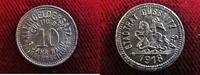 10 Pfennig 1918 Gössnitz Notgeld - Notmünz...