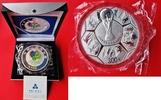 300 Yuan 2005 China 1 Kilogramm Silber - 3...