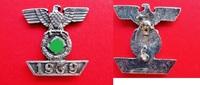 Wiederholungsspange 1933-1945 3.Reich Drit...