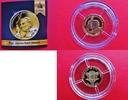 100 Francs 2005 Elfenbeinküste Mini-Goldmü...