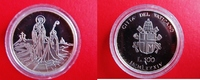 500 Lire 1984 Vatikan Vatican - Silber - J...