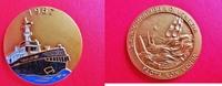 Goldmedaille 1967 Schiffe / Italien / Vene...