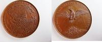 Bronzemedaille 1842 Hamburg / Stadt von Lo...