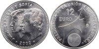 12 Euro 2002 Spanien Juan Carlos I. seit 1...