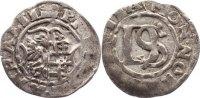 Anhalt-gemeinschaftlich Doppelschilling Christian I., August, Rudolf, Ludwig und Johann Casimir 1618-1621.