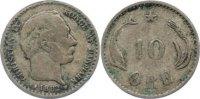 10 Öre 1 1882  CS Dänemark Christian IX. 1863-1906. selten, schön  40,00 EUR  +  4,50 EUR shipping