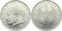 2 Mark 1958  F Kursmünzen  fast Stempelglanz  35,00 EUR  +  4,50 EUR shipping