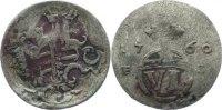 6 Pfennige 1760  FS Sachsen-Weimar-Eisenac...