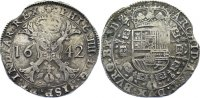 Patagon 1642 Belgien-Brabant Philipp IV. von Spanien 1621-1665. sehr se... 475,00 EUR free shipping
