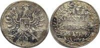Silberne Schulprämie 1 1737 Brandenburg-Ansbach Karl Wilhelm Friedrich ... 40,00 EUR  +  4,50 EUR shipping