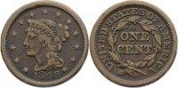 Cu 1 Cent 1848 USA  sehr schön  30,00 EUR  +  4,50 EUR shipping