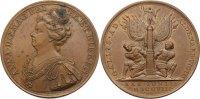 Kupfermedaille 1708 Großbritannien Anne 1702-1714. Avers fleckig, vorzü... 245,00 EUR  +  4,50 EUR shipping