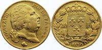 20 Francs 1820  Q Frankreich Ludwig XVIII. 1814, 1815-1824. Gold, sehr ... 320,00 EUR  +  4,50 EUR shipping