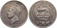Shilling 1820-1830 Großbritannien George I...