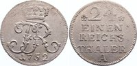 1/24 Taler 1740-1786 Brandenburg-Preußen F...