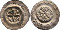 Pfennig 1242-1257 Bamberg, Bistum Heinrich...