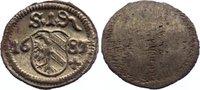 Einseitiger Pfennig 1683 Nürnberg, Stadt  ...