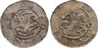 Denar (ab 1120 Böhmen Wladislaus I. 1109-1...