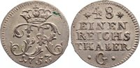 1/48 Taler 1753  G Brandenburg-Preußen Fri...