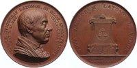 Bronzemedaille 1824 Freimaurer Guionneau, ...