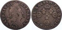 10 Sols aux 4 couronnes 1705  AA Frankreic...