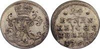 1/24 Taler 1760 Sachsen-Hildburghausen Ern...