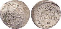 1/24 Taler 1764  IC Reuss, jüngere Linie (...