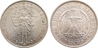 3 Reichsmark 1929  E Weimarer Republik Ged...