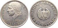 5 Reichsmark 1929  E Weimarer Republik Ged...